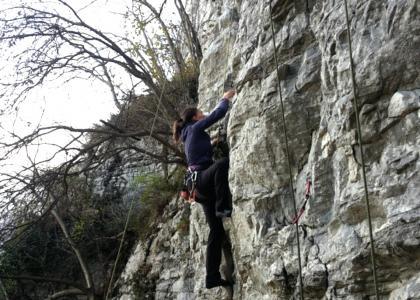 Giada torna a scalare dopo anni