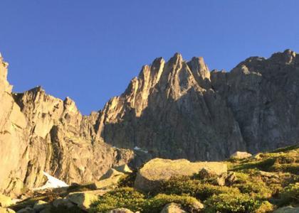 Salbitschijen – Cresta Sud
