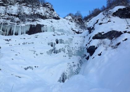 Val Sermenza - Cascata di Rima DX