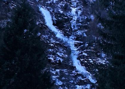 Val Malenco - Cascata Pirolin Pirolina