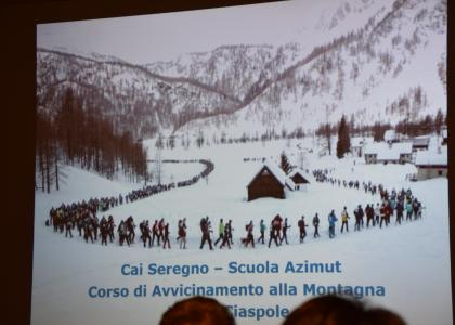 Avvicinamento alla montagna 2 lezione teorica