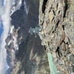 Foto di vetta con il Bernina
