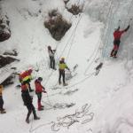 Momenti di scalata durante l'aggiornamento