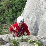Momenti di scalata