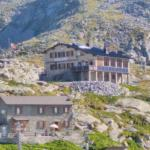 Il rifugio Tita Secchi