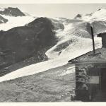 Vedretta de La Mare foto del luglio 1953