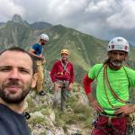 Cima Orientale Piazzotti - via Francesca