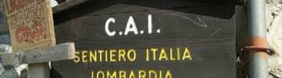 Sentiero Italia Lombardia