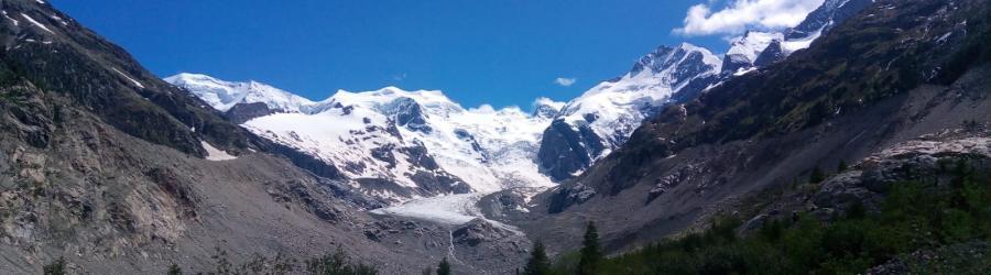 Il gruppo del Bernina