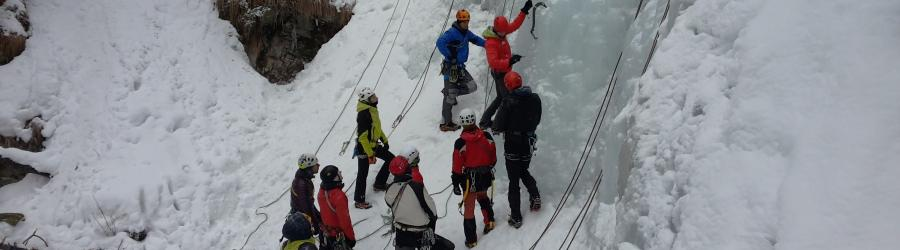 aggiornamento di ghiaccio verticale
