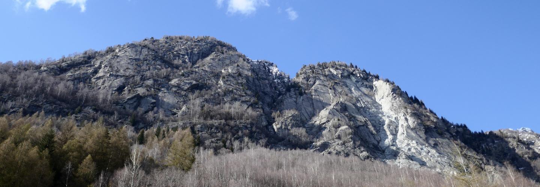 Monte Piezza - Parete Sud